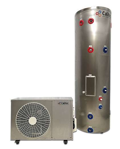 calitec-water-heat -pump-for-domestic-business-dairy-farm